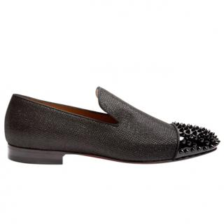 Christian Louboutin Mens Spooky Spike Loafers