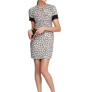 DVF Embellished Cindy Mini Dress