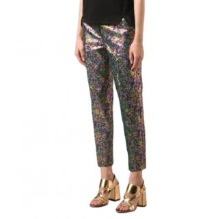 Philip Lim Jacquard Tailored Pants