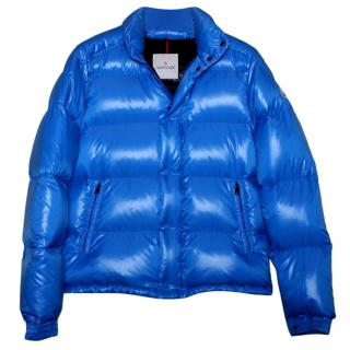 Moncler Blue Down Ever Jacket