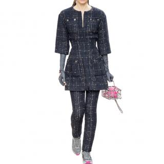 Chanel Supermarket Collection Fantasy Tweed Runway Fit/Flare Jacket