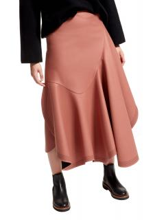 Sportmax Bias Cut Wool Riding Skirt