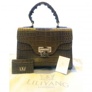 Lili Yang Sienna tote bag