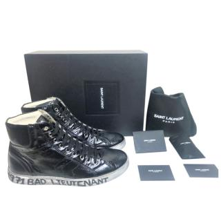 Saint Laurent Bad Lieutenant Joe Sneakers