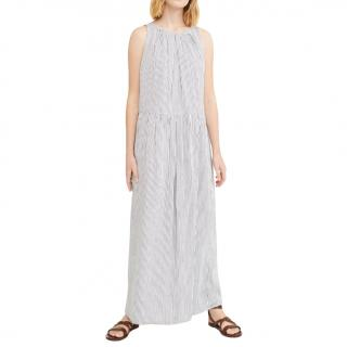 Weekend Max Mara Printed Linen & Silk Dress