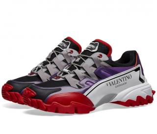 Valentino Climber Hiking Multicolour Sneakers
