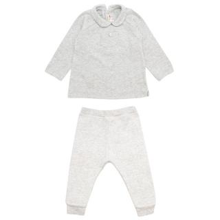 Bonpoint Children's 6m Two-piece Grey Set