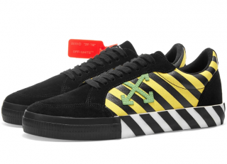 Off-White Low Vulcanised Arrow Sneaker
