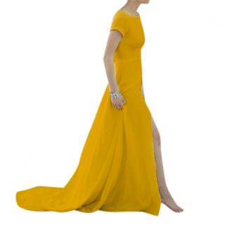 Sarah Seven Yellow Sullivan Bridal Gown