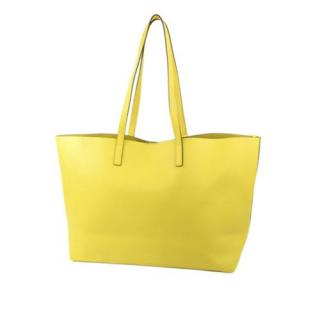 Saint Laurent Citrus Yellow East-West Shopper