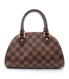 Louis Vuitton Ebene Ribera Top Handle Bag