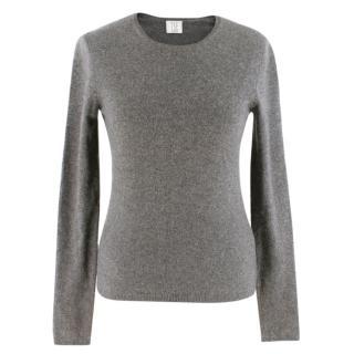 TSE Grey Cashmere Sweater