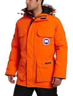 Canada Goose Orange Men's Expedition Parka