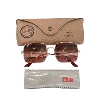 Ray Ban Square 1971 Sunglasses.
