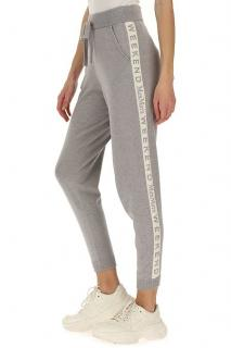 Weekend Max Mara Logo Stripe Joggers