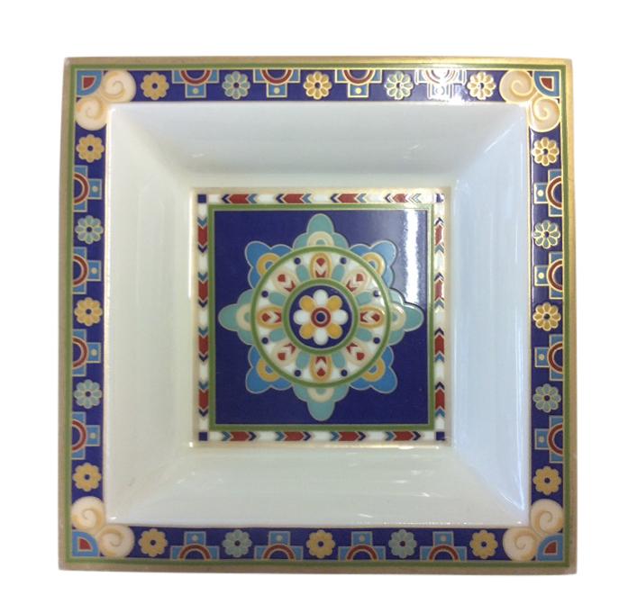 Villeroy & Boch Alhambra Hand Painted Jewellery/Trinket Dish