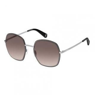 Max & Co. black 342/s oversize sunglasses