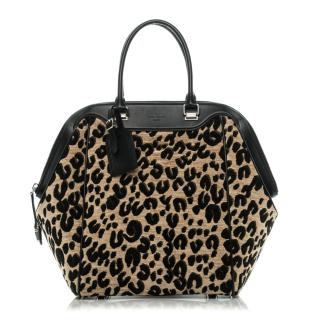 Louis Vuitton Stephen Sprouse LTD Edition Leopard North-South Tote