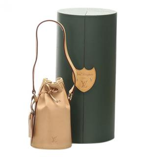 Louis Vuitton Limited Edition Etui Dom Perignon Bottle Holder