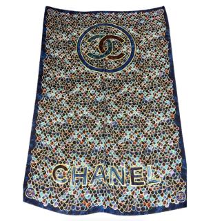 Chanel Paris/Egypt Metiers D'Art Cashmere Stole