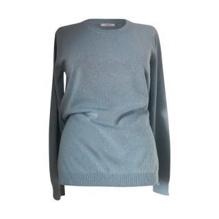Max Mara Cashmere & Wool Fine Knit Jumper