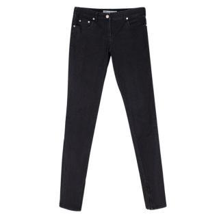 Christian Dior Washed Black Denim Jeans