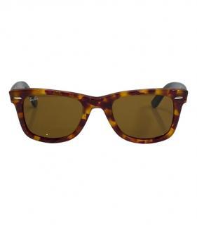 Ray Ban Wayfarer Tortoisehshell Sunglasses