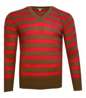 Burberry Brit Cashmere Striped Jumper