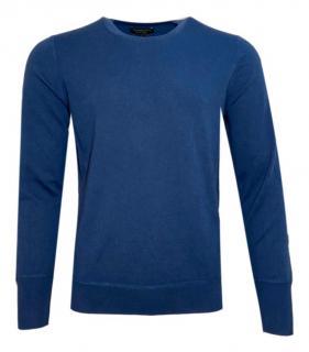 Burberry Blue Cashmere Jumper