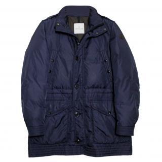 Moncler Blue Waregem Down Jacket