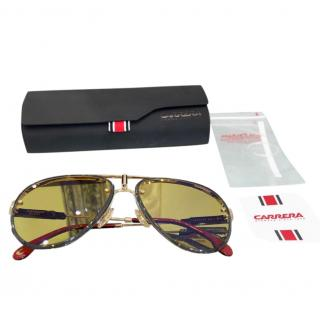 Carrera Limited Edition Aviator Sunglasses