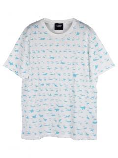 Christopher Raeburn Aircraft Print T-Shirt
