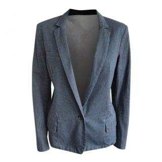 Isabel Marant Blue Tailored Jacket