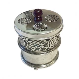 Shanghai Tang Vintage Candle Holder