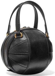 Gucci Black Piuma lux Baseball Bag