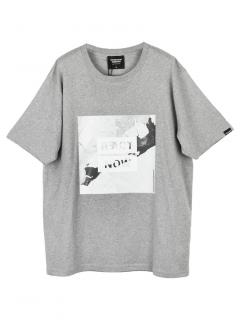 Christopher Raeburn Antarctica Print T-Shirt