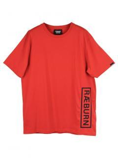 Christopher Raeburn Red Raeburn Print T-shirt