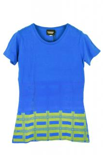 Christopher Raeburn Blue/Green T-Shirt