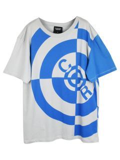 Christopher Raeburn Oversize Target Print T-Shirt.