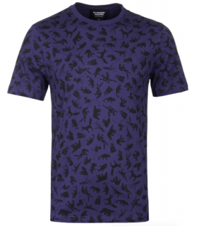 Christopher Raeburn Men's Animal Mascot Print T-shirt