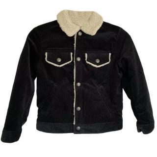 Bonpoint Teddy Lined Corduroy Jacket