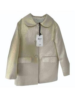 Bonpoint Couture Gold Classic Coat