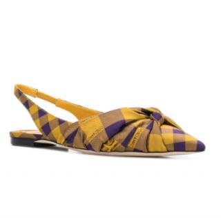 Jimmy Choo Annabell 85 slingback sandals