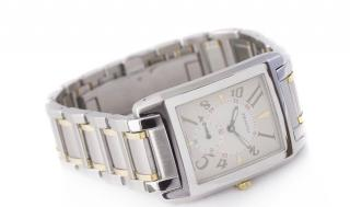 Zenith Port Royal Stainless Steel & 18kt Gold Watch