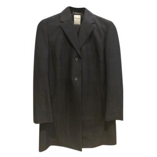 Celine Black Vintage Trouser Suit