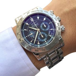 Zenith 40mm Rainbow El Primero Wristwatch