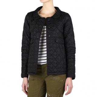 Anya Hindmarch for Barbour Bow-Quilted Minx Jacket