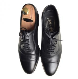 Barker Anniversary Collection Black Oxfords