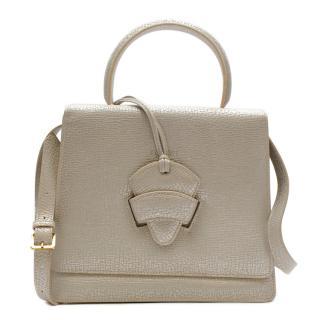 Loewe Pearl Textured Leather Top Handle Vintage Barcelona Bag