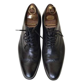 Church's Black Leather Brogues